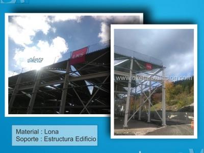 lona Estructura LKS