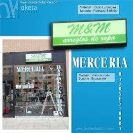 merceria M&M