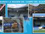 Renovacion campo Deportivo Alaves