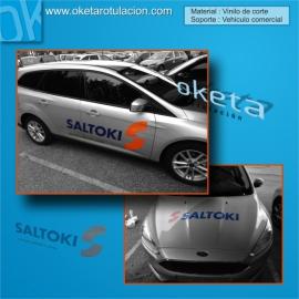 Saltoki vehiculo