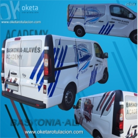 furgoneta alaves
