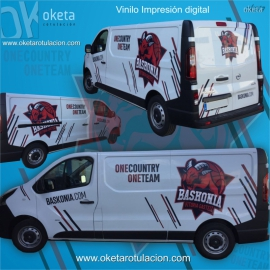 furgoneta baskonia