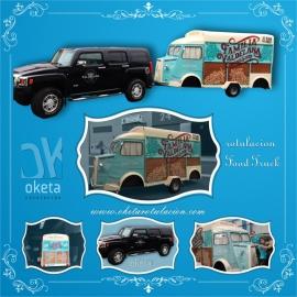 valdelana food-truck
